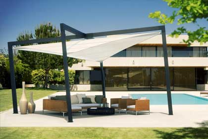 Sail Shade Solutions | Awnings and Canopies